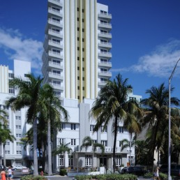 Royal Palm South Beach in Miami Beach, Florida by architect Donald G. Smith