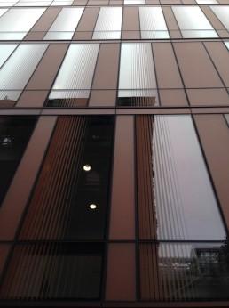 Vagelos Alumnae Center in New York, New York by architect Weiss & Manfredi