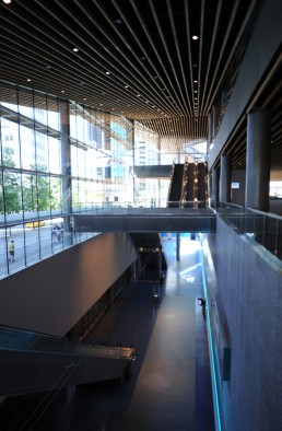 Vancouver Convention Center in Vancouver, Canada by architect LMN Architects