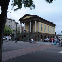 Confederate Museum in Charleston, North Carolina by architect Edward Brickell White