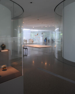 Larry Speck Sanaa Toledo Glass Museum Architecture Interior