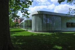 Larry Speck Sanaa Toledo Glass Museum Architecture Exterior