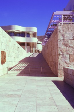 Getty Center in Los Angeles, California by architect Richard Meier