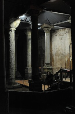 Basilica Cistern in Istanbul, Turkey