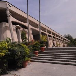 Carpet Museum of Iran in Tehran, Iran