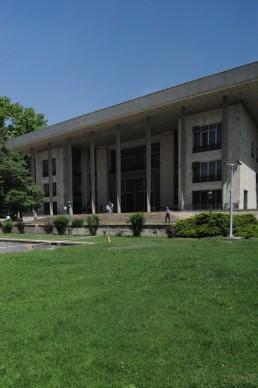 Niavaran Palace in Tehran, Iran