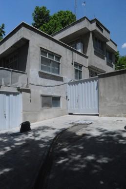 Ayatollah Khomeini's home in Tehran, Iran