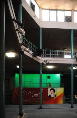 Ayatollah Khomeini Mosque in Tehran, Iran