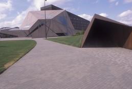 Alumni Center University of Minnesota in Minneapolis, Minnesota by architect Antoine Predock