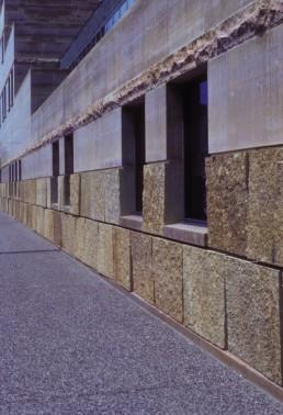 WWCO-TV Building in Minneapolis, Minnesota by architect Malcom Holzman