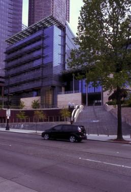 Seattle City Hall in Seattle, Washington by architect Bohlin Cywinski Jackson