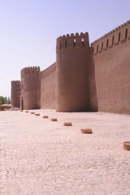 Medieval Town of Rayen in Rayen, Iran