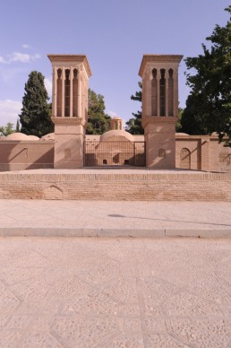 Shah Nematollah Vali tomb in Mahan, Iran