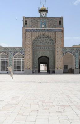 Jameh Mosque in Kerman, Iran
