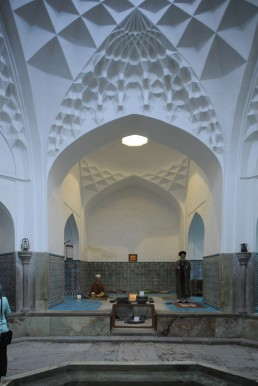 Bath House in Kerman, Iran