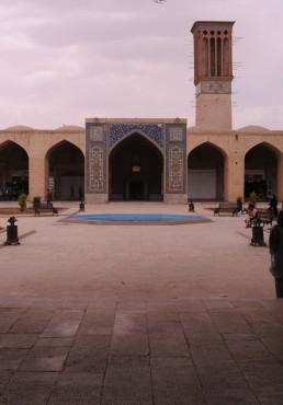 Kerman Bazaar in Kerman, Iran