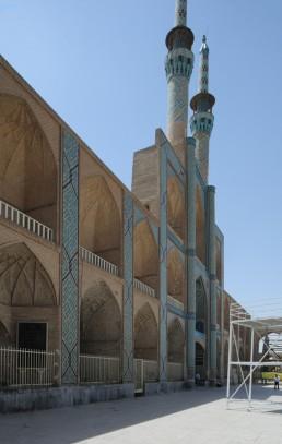 New Friday Mosque (Amir Chakhmaq) in Yazd, Iran