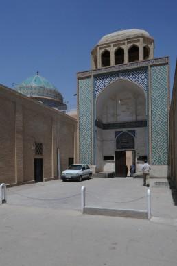 Yazd madrassa in Yazd, Iran