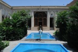 Water Museum in Yazd, Iran