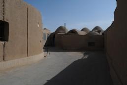 Old Quarter in Yazd, Iran