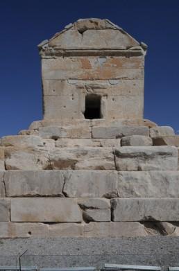 King Cyrus Tomb in Kirtipur, Nepal