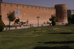 Shiraz Citadel in Shiraz, Iran