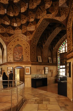 Fars Museum in Shiraz, Iran by architect Karim Khan