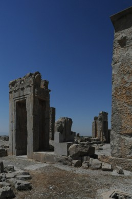 Persepolis in Persepolis, Iran
