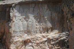 Naqsh-e Rajab in Persepolis, Iran