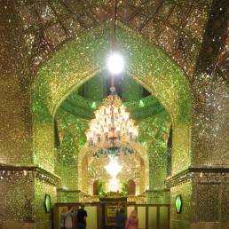 Ali Ibn Hamzeh Shrine in Shiraz, Iran
