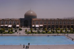Royal Square in Isfahan, Iran