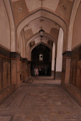 Vank Cathedral in Isfahan, Iran