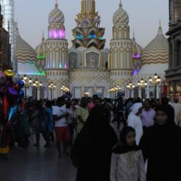 Global Village in Dubai, United Arab Emirates