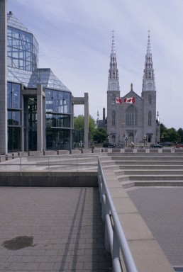 St. Patrick's Church in Ottawa, Canada by architect Augustus Laver