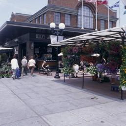 Ottawa street scene in Ottawa, Canada