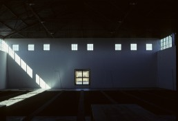 Fort D.A. Russell Arena: Chinati Foundation in Marfa, Texas