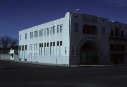 Brite Building: Ayn Foundation in Marfa, Texas