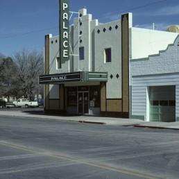 Palace Theater in Marfa, Texas
