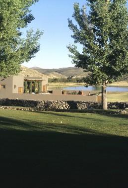 La Cienega Ranch in Marfa, Texas by architect Ford Powell & Carson