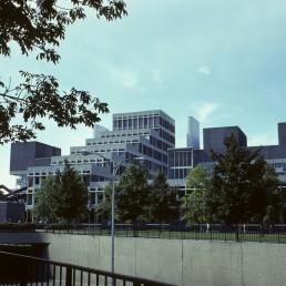 Harvard University Science Center in Cambridge, Massachussetts by architects Jose Luis Sert, Sert Jackson and Associates