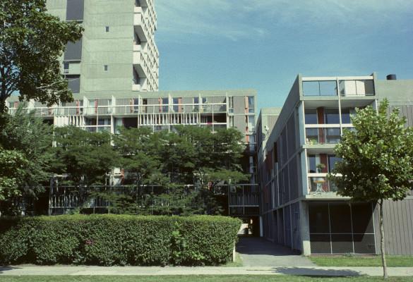 Peabody terrace at harvard university larry speck for 400 university terrace