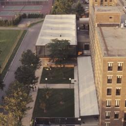 Burton Conner House at MIT in Cambridge, Massachussetts