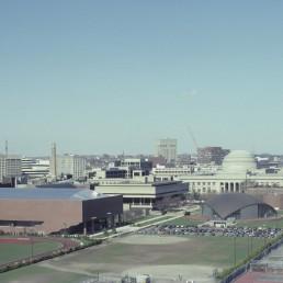 MIT campus in Cambridge, Massachussetts