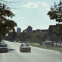 MIT West Campus in Cambridge, Massachussetts