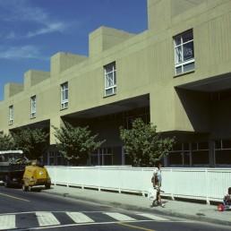 Martin Luther King Elementary School in Cambridge, Massachussetts by architect Jose Luis Sert