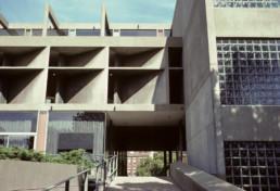 Le Corbusier Carpenter Center for the Visual Arts Cambridge Massachusetts Harvard University