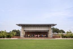 Buffalo Bayou Park Houston Texas Larry Speck Page Southerland Page