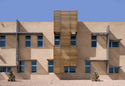 GSA Office Building Southwest Albuquerque New Mexico Larry Speck Page Southerland Page