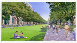 Larry Speck Page Southerland Page TFC Capitol Complex Master Plan