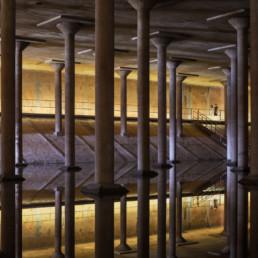 The Cistern Buffalo Bayou Park Houston Texas Larry Speck Page Southerland Page